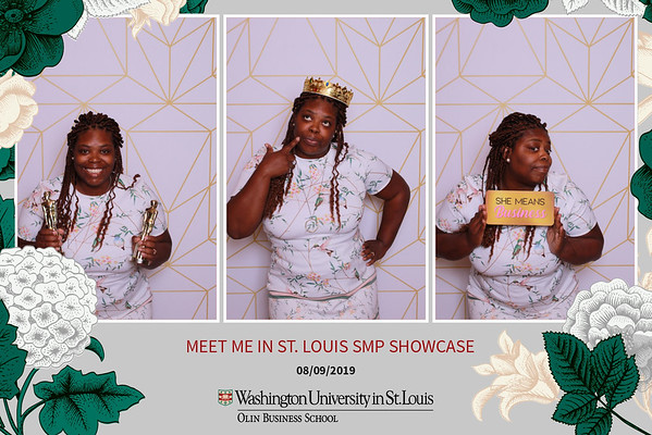 WashU Meet Me In St. Louis SMP Showcase 08-09-19