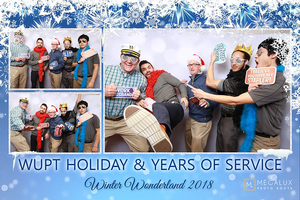 Washington University  Physical Therapy Holiday Party 12-18-17