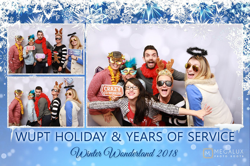Washington University  Physical Therapy Holiday Party 12-18-17