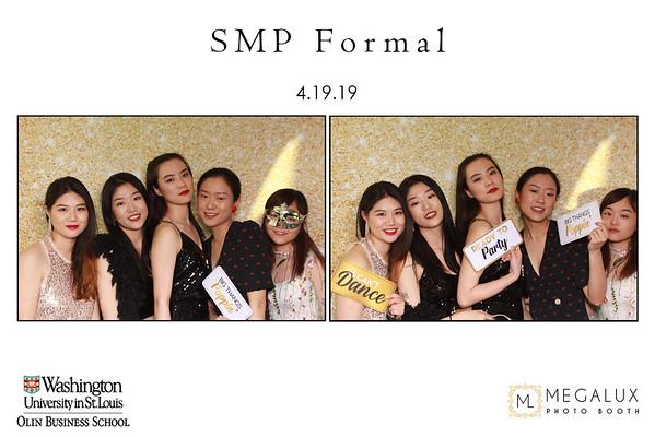 Washington University SMP Spring Formal 04-19-19