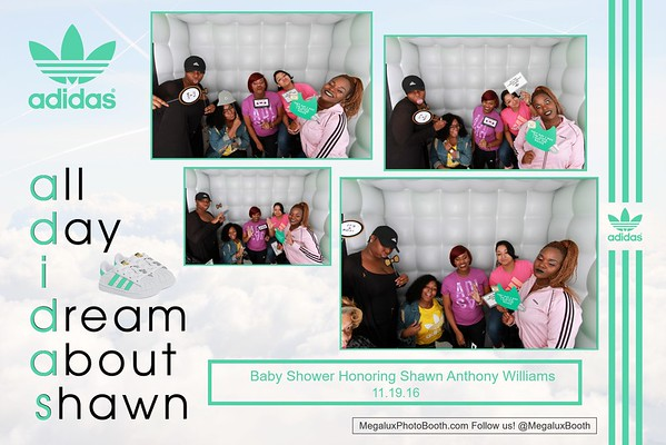 Williams Baby Shower