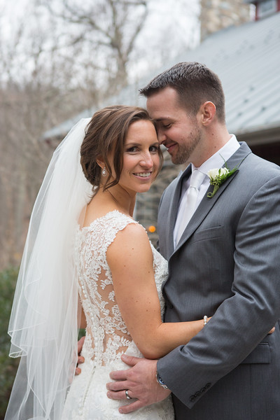 Megan & Andy's Wedding