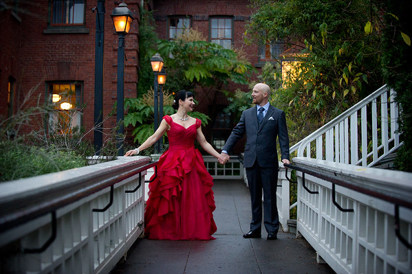 Megan & Bill, Nov 19, Edgefield