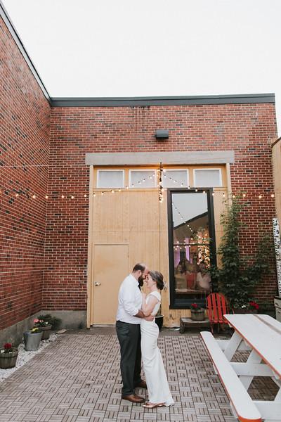 Megan & Dan // Wedding