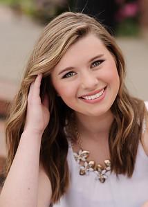 Megan Grant Senior 2016