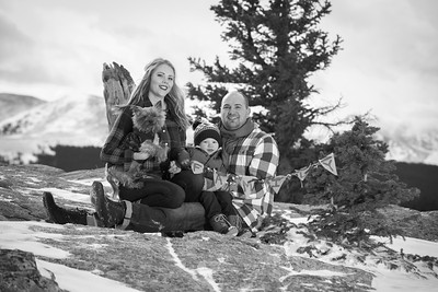Megan & Joey Family Session 2016