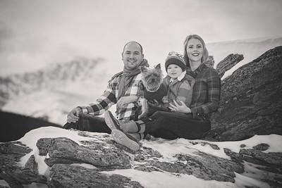 Megan & Joey Family Session 2016