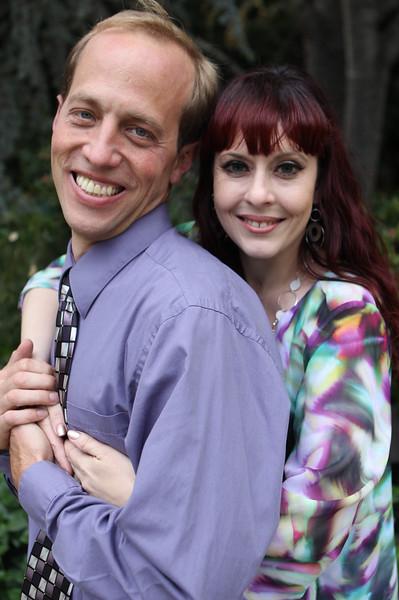 Megan & John Carter