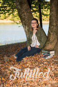 Megan King Fall Senior Session (7)