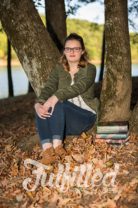 Megan King Fall Senior Session (9)