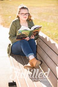 Megan King Fall Senior Session (3)
