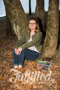 Megan King Fall Senior Session (8)