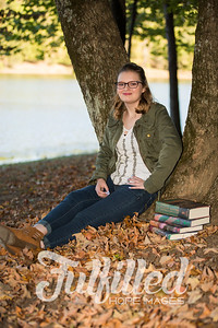 Megan King Fall Senior Session (6)