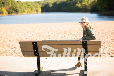 Megan King Fall Senior Session (5)