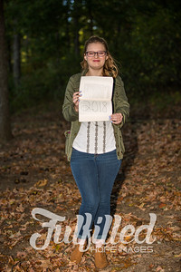 Megan King Fall Senior Session (12)