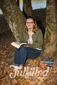 Megan King Fall Senior Session (10)