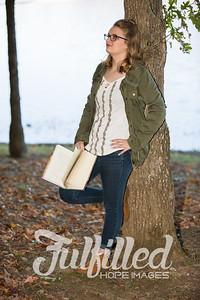 Megan King Fall Senior Session (15)