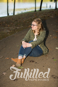 Megan King Fall Senior Session (18)
