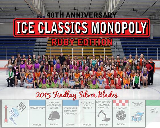 2015 Monopoly Ice Show
