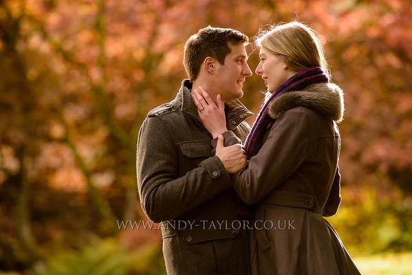 Megan & Talis' Engagement Shoot