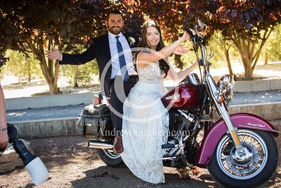 Megan and Arman Wedding 2018