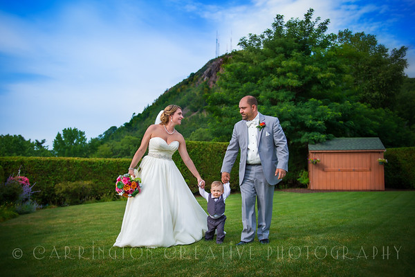 Megan and Filipe's Wedding