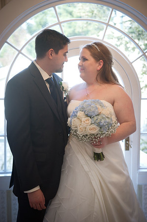 Megan and Michael, Gray Gables Jan. 16