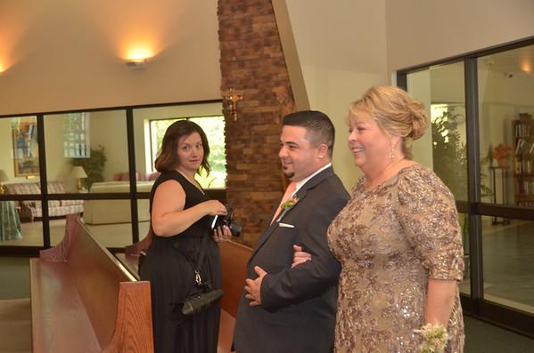 Megan and Mike wedding