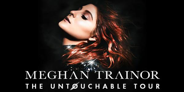 Meghan Trainor - The Untouchable Tour