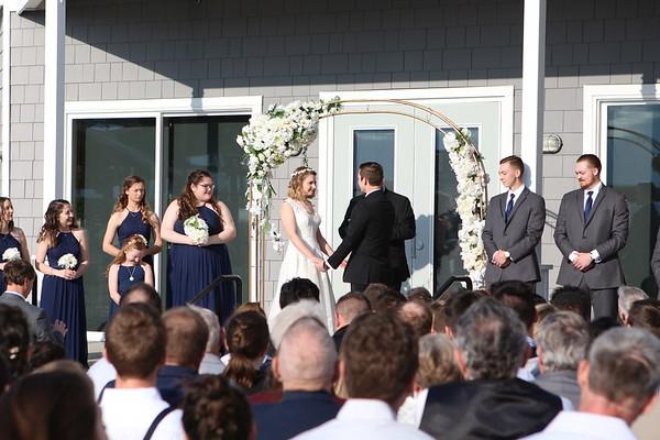 Megan and Mark's Wedding