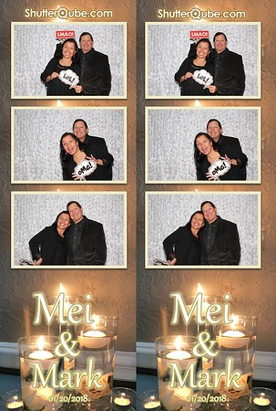 Mei & Mark Wedding 01-20-18