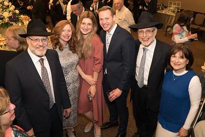 Meir Sheftal-Chani Feit Chicago Reception-Aug 12, 2018