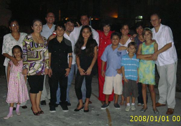 Año Nuevo 2007 - 2008