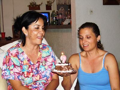 cumpleaños Dulce 2007