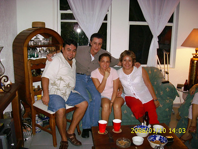 cumpleaños de Raul 2007