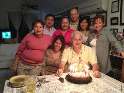 Cumpleaños de Rico 2012