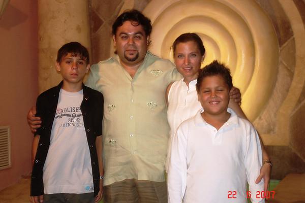 Los 15 años de Dany Leeman