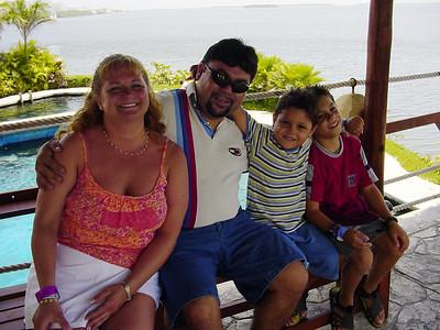 Visita de Sarah - 2003