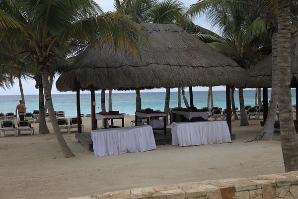 Spa na plaży