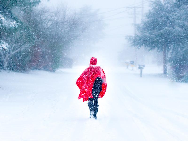 snow-walk