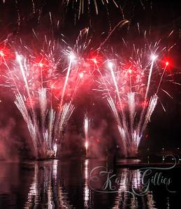Firworks Docklands