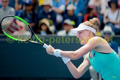 Alison Riske - Australian Open 2018