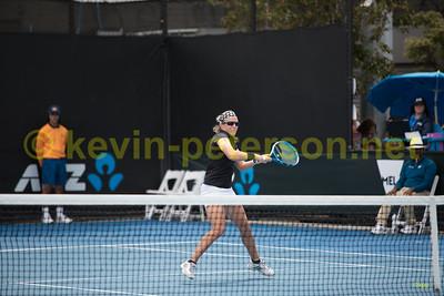 Flipkens Kirsten - Australian Open 2018