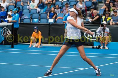 Kateryna Kozlova - Australian Open 2018