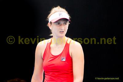 ATO 2018 Day 1 Irina Begu v Ekaterina Makarova