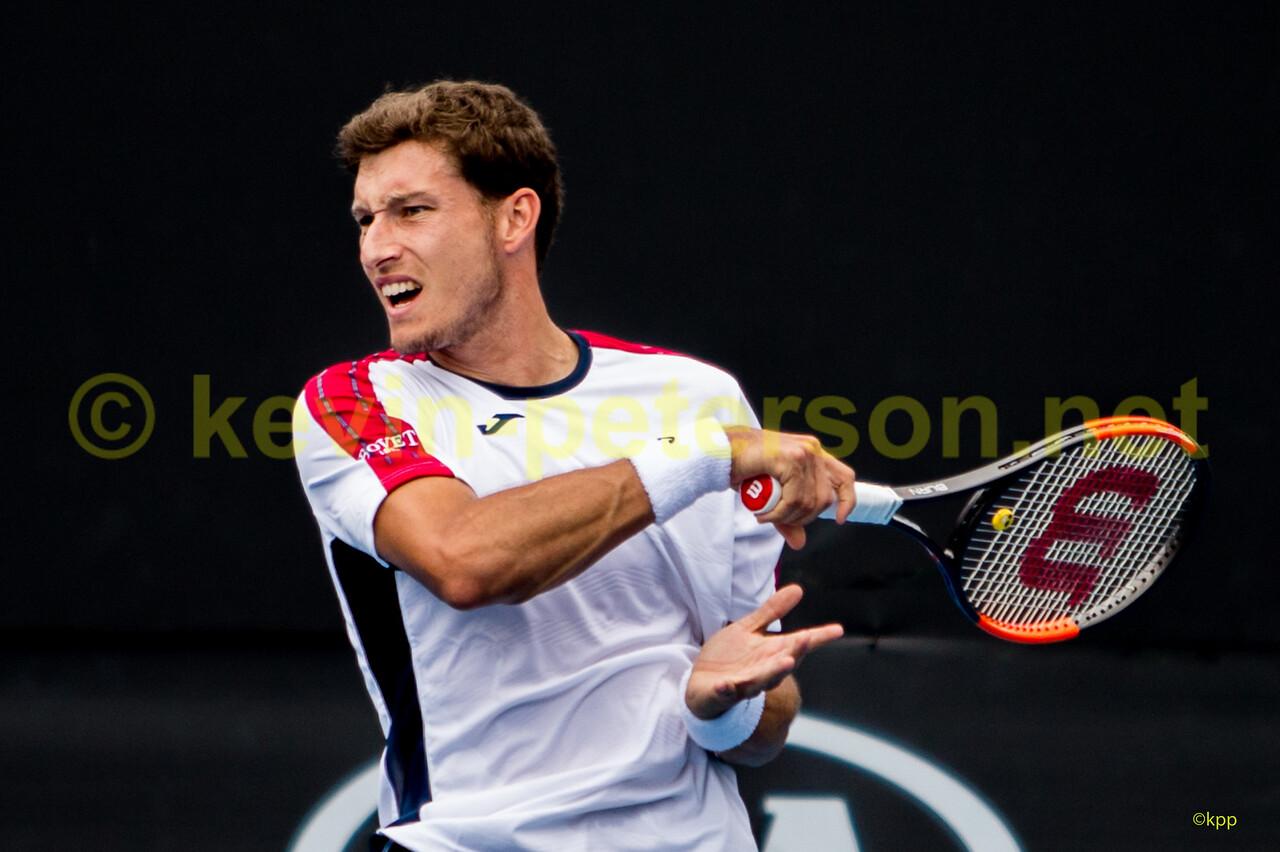 Pablo Carreno Busta - Australian Open 2018