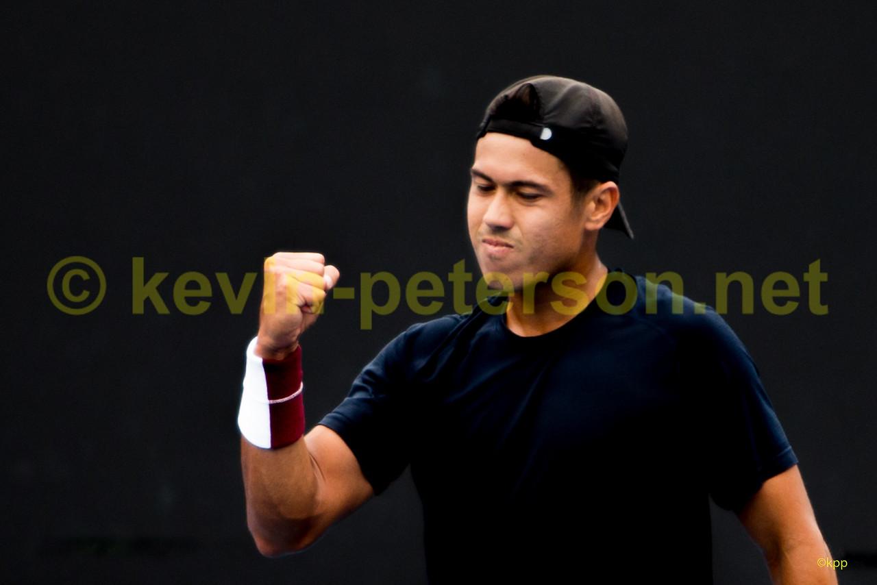Jason Kubler - Australian Open 2018