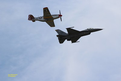 P-51 Mustang / F-16 Falcon