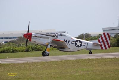 P-51 Mustang Aircraft