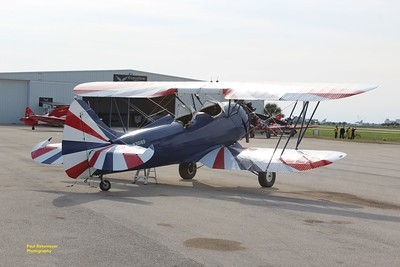 Biplane offered rides $75 person